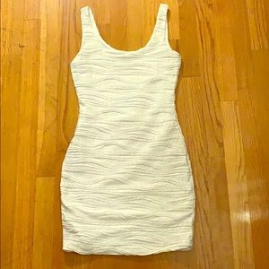 Little White Dress - Size XS